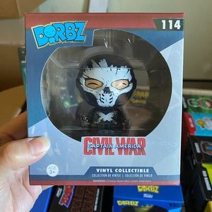 Funko Dorbz Civil War Marvel Crossbones